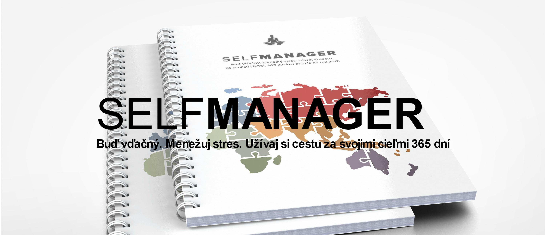 Selfmanager 2017 je mŕtvy, nech žije nový kráľ SELFMANAGER II. – multifunkčný nástroj na usmernenie mysle, externá pamäť a generátor energie s laserovým zameraním