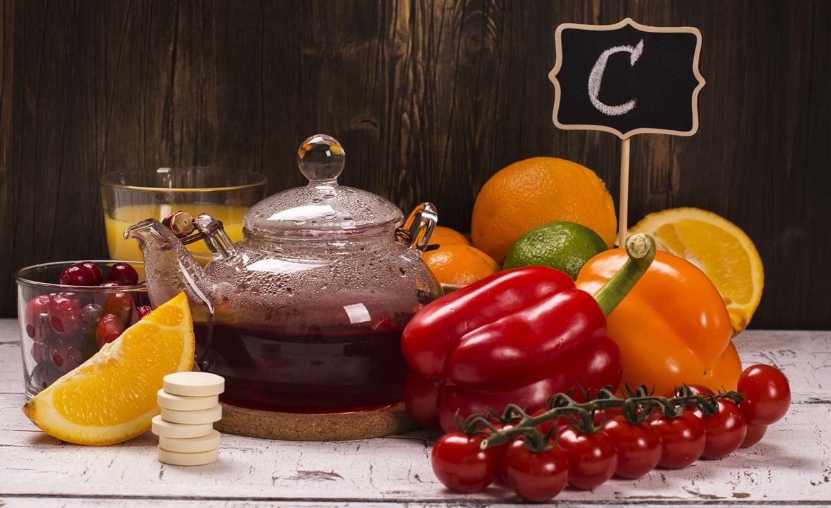 Vitamín C a Vedecké fakty + Najbohatšie prirodzené zdroje na svete