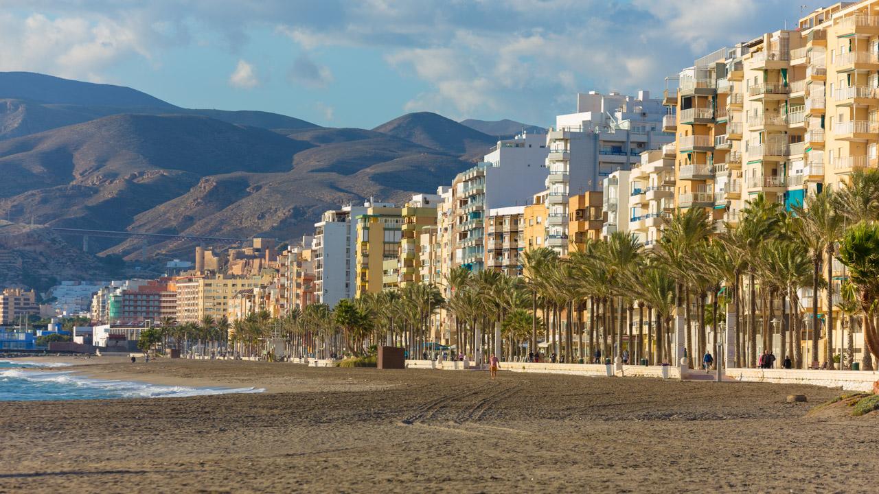 VIP Camp v španielskej Almérií