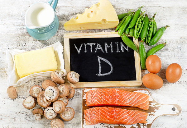 vitamind-food