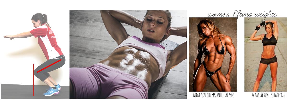 Najčastejšie omyly v tréningu: Kolená pred špičkami, rátanie kalórií, ženy a svaly (I. časť)